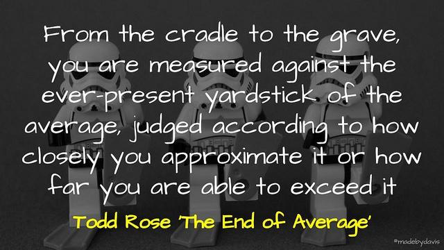 תוצאת תמונה עבור the end of average todd rose