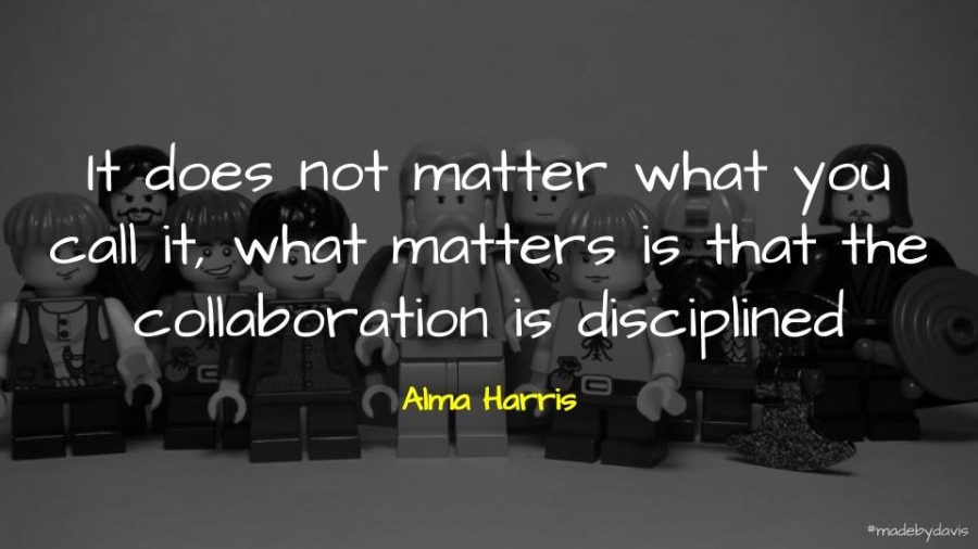 Collaboration needs to be Disciplined